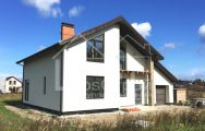 ЛитосСтрой Строительство загородных домов и коттеджей